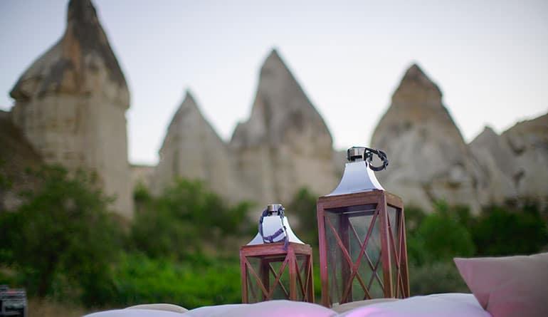 Aşk Vadisi Düğün Detaylar