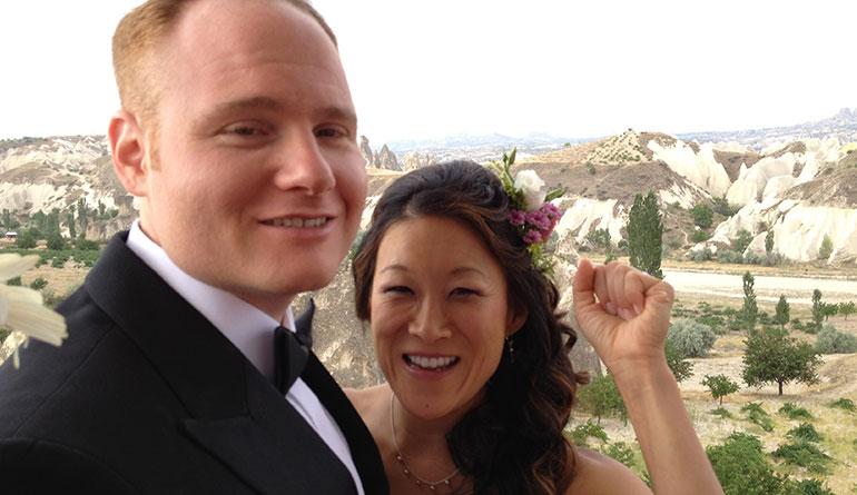 Kapadokya Balon Düğünleri