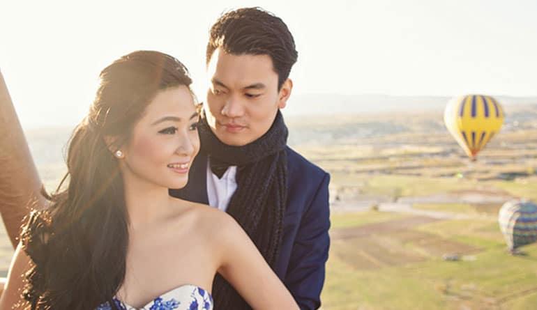 Kapadokya Balonda Evlilik Teklifi Fikirleri